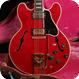 Gibson ES-355 1961-Cherry