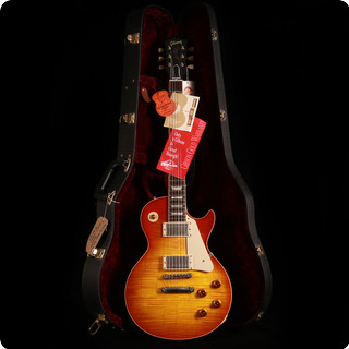 Gibson '59 Les Paul Standard, 40th Anniversary   Lpr9 F 1999 Heritage Cherry Sunburst
