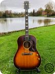 Gibson J 160E 1955 Sunburst