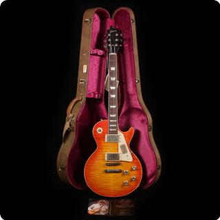 Gibson Joe Walsh 1960 Les Paul Standard, Aged/signed 2013 Tangerine Burst