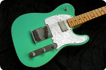 Fender Custom Shop Telecaster Custom 2017 Form Green