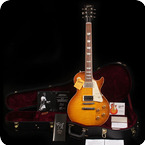 Gibson Jimmy Page Number Two Les Paul Standard Aged 2009 Page Burst