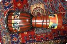 Go Percussion Go Percussion Djembe 12 Inch