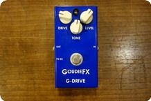 Goudiefx GoudiFX G Drive Overdrive