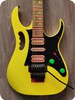 Ibanez JEM 777 DY Desert Yellow Vintage JEM Steve Vai 1989 Desert Yellow