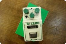 Ibanez Ibanez NTS Nu Tubescreamer 2018 White With Green