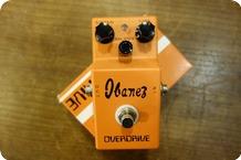 Ibanez Ibanez OD 850 Overdrive Orange