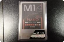 Korg Korg M3R Memory Card RSC 5S Piano M 1 N.O.S. 1989