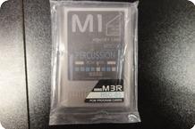Korg Korg M3R Memory Cards RSC 8S Percussion 1989