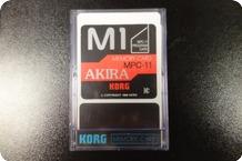 Korg Korg MPC 11 Memory Card M 1 Synth 1988