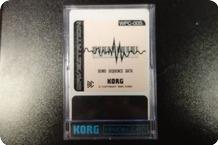 Korg Korg WPC 00S Wavestation Demo Sequence Data 1990