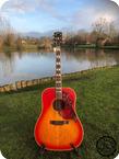 Gibson Hummingbird Alice Cooper 1968 Sunburst
