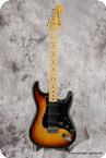 Fender Stratocaster 1980 Sunburst