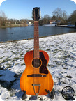 Gibson B25 12 1967 Cherry Sunburst
