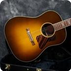 Gibson Custom Shop Advanced Jumbo 2013 Amber Burst