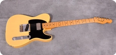 Fender-Custom Shop '52 Telecaster Relic NAMM Limited Run-2005-Blonde