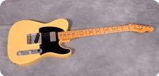 Fender Custom Shop 52 Telecaster Relic NAMM Limited Run 2005 Blonde