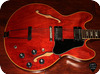Gibson ES-335 TDC  1969-Cherry Red