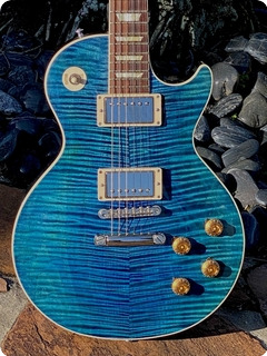 Gibson Les Paul R9 Std. Reissue  2016 Ocean Blue