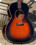 Gibson TG 00 Tenor Guitar 1937 Dark Sunburst Finish