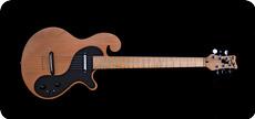 Bona Guitars Moo Hoo 2019 Salmon Pink Tung Oil