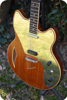 Bona Guitars Dallavoce 2013 Shellac Natural