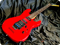 Charvel By Jackson ST Style 1989 Red