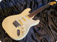Fender Stratocaster MIJ 1985 White