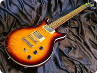 Hamer Guitars XT Series 2000 Sunburst