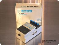 Boss DD 2 Pedal 1984