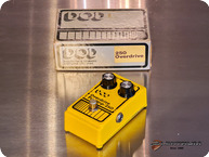 Dod Overdrive Preamp 250 1981