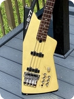 Roland Synthesizer Guitars G 77 Bass 1986 Pearl White