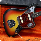 Fender Jaguar 1965 Sunburst