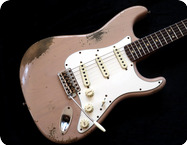 Fender Custom Shop Stratocaster 2021 Dirty White Blonde