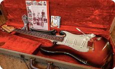 Fender Stratocaster Slab Board Collector Grade 1960 Sunburst