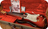 Fender Stratocaster Slab Board Collector Grade 1960-Sunburst
