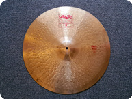 Paiste Heavy Ride 1980
