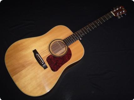Gallagher Guitars G65 2012 Natural