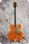 Gretsch 6120 Nashville 1964 Orange