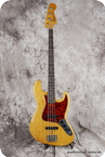 Fender Jazz Bass 1963 Natural