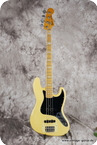 Fender Jazz Bass 1978 Olympic White