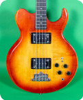 Gibson LS 6 Bass Prototype Ripper Grabber 1972 Sunburst