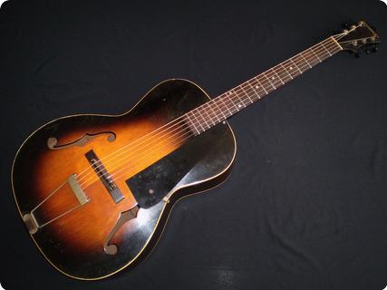 Kalamazoo Kg21 1938 Sunburst