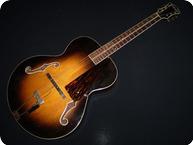 Gibson Cromwell L50 1939 Sunburst