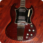 Gibson SG Standard 1967 Cherry Red
