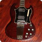 Gibson SG Standard 1967 Cherry Red