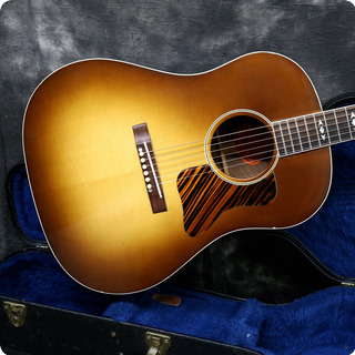 Gibson Custom Shop Aj Gold 2008 Gold Burst
