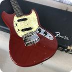 Fender Mustang 1966 Dakota Red