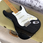 Fender 57 Reissue Stratocaster FACTORY FRESH 1983 Black