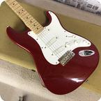Fender Eric Clapton Stratocaster 1989 Torino Red